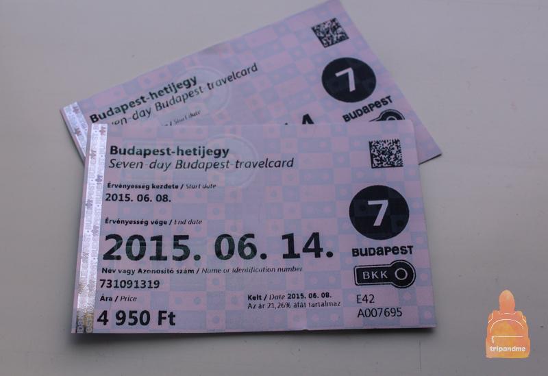 Сколько стоит общественный транспорт в Будапеште