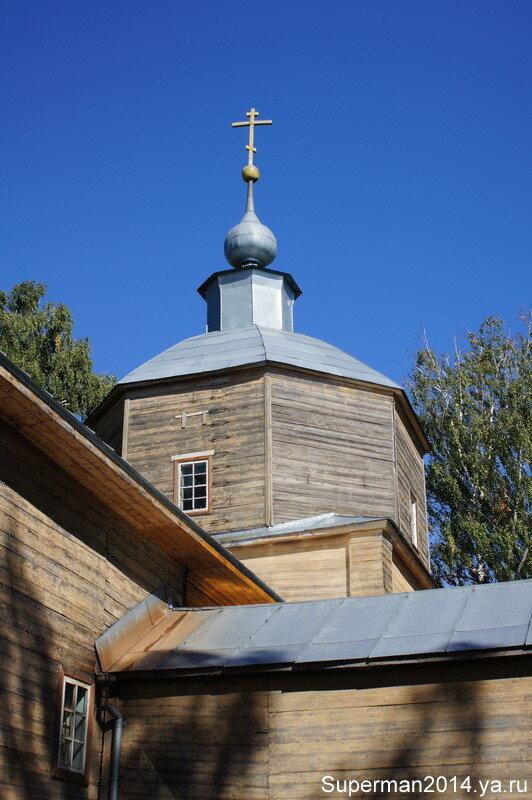 село Рудне-Никитское - Храм Рождества Пресвятой Богородицы