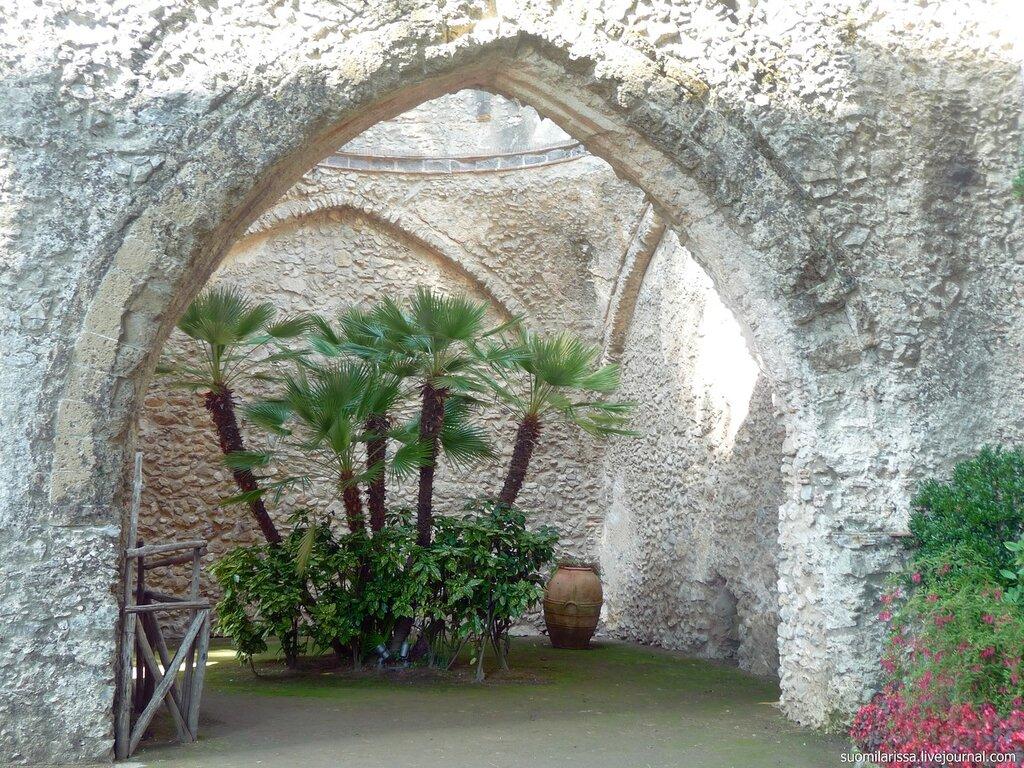 Italia. Ravello. Villa Rufolo.