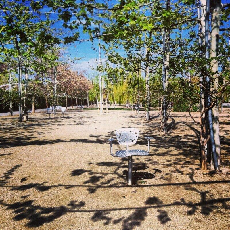 Парк Централ Побленоу