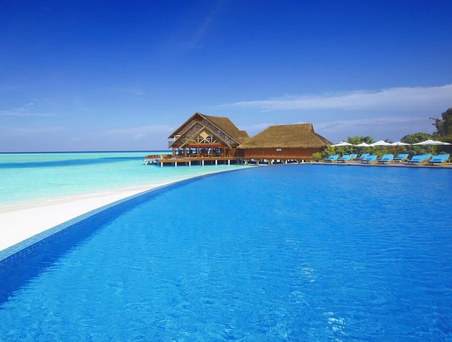 Потрясающий отдых в Anantara Dhigu Resort на Мальдивах