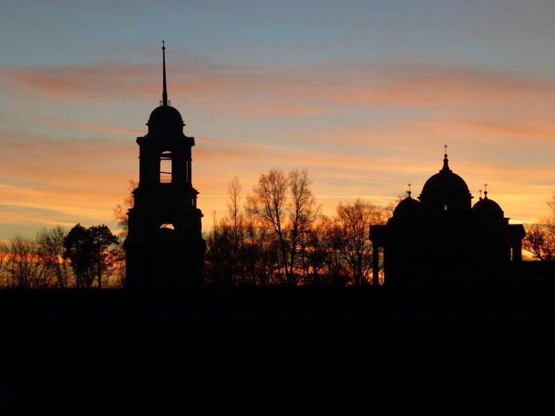 Церковь Спаса Нерукотворного Образа