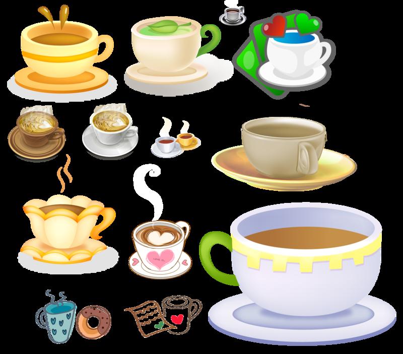 Чашечка чая картинки для детей, банка