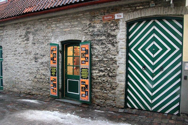 Таллинн. Эстония.