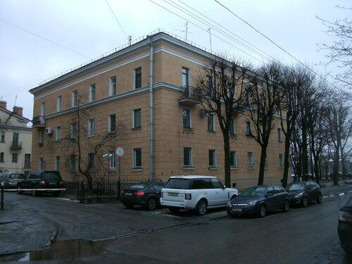 Шишмаревский пер. 3к1