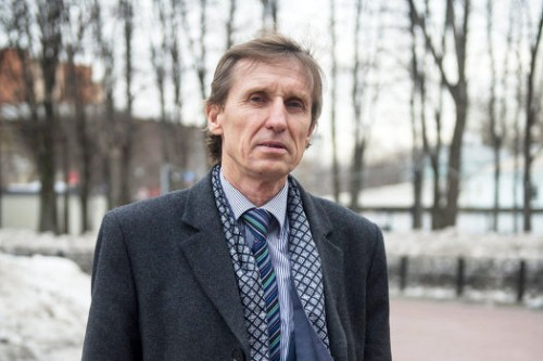 Василий Мельниченко, председатель успешного фермерского