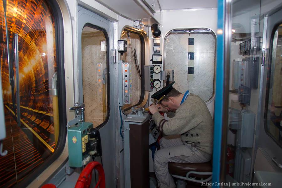 Музей петербургского метро