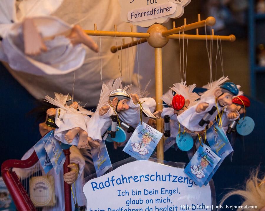 Ярмарка в Нюрнберге
