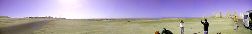 Alcatel OT-997D, тест камеры, панорамы