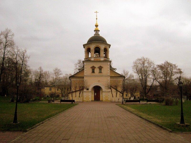Преображенский монастырь