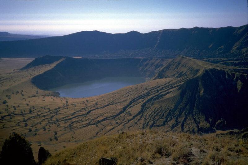 кратерные озера
