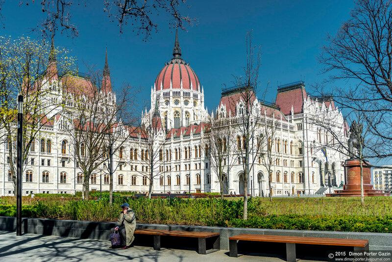 Будапешт. Пешт