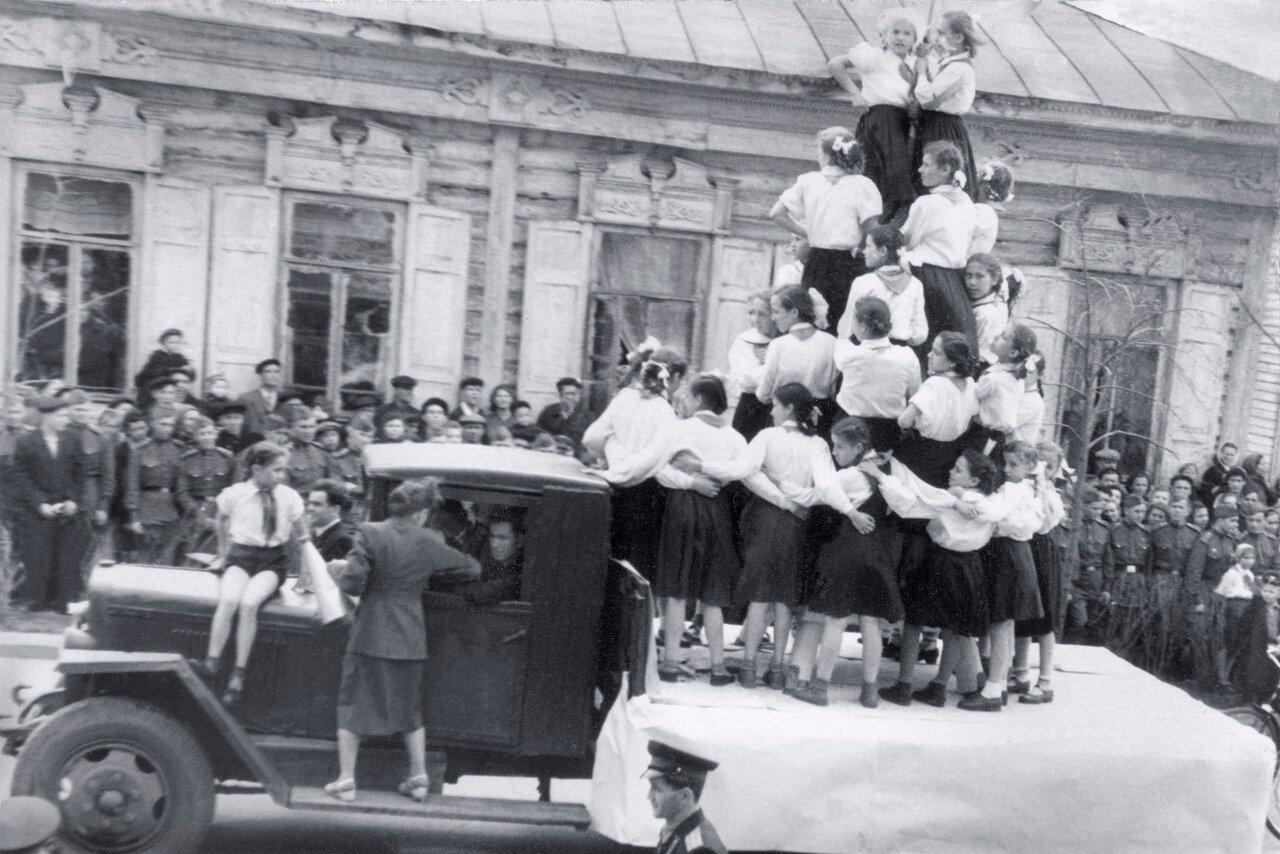 1958. 1 Мая