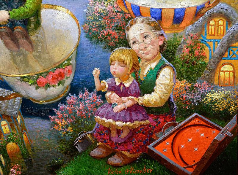 Сказочная живопись Виктора Низовцева (10).jpg