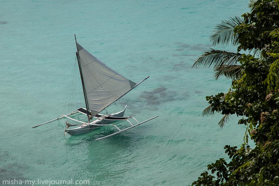 лодка в филиппинах название