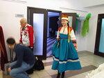 коллекция русских сарафанов