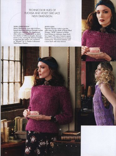 Vogue Knitting Crochet 2013