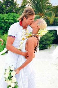 Ольга Бузова вышла замуж во второй раз на Мальдивах