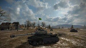 Ремоделинг среднего танка VK3001(P)