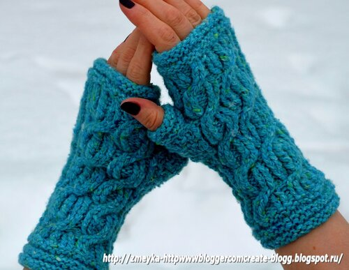 Pike's Mitts