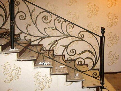 Лестницы - одно из украшения дома