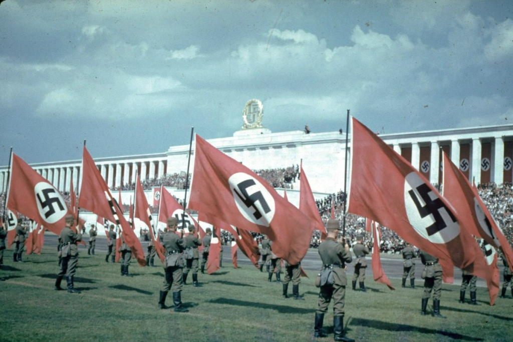 life in nazi germany Hitler was the leader of the right-wing national socialist german workers party (called the nazi party for short) it was, by 1933, one of the strongest parties in germany, even though — reflecting the country's multiparty system — the nazis had won only a plurality of 33 percent of the votes in the 1932 elections to the german.