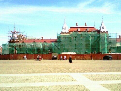 Сергиев Посад - подготовка к юбилею