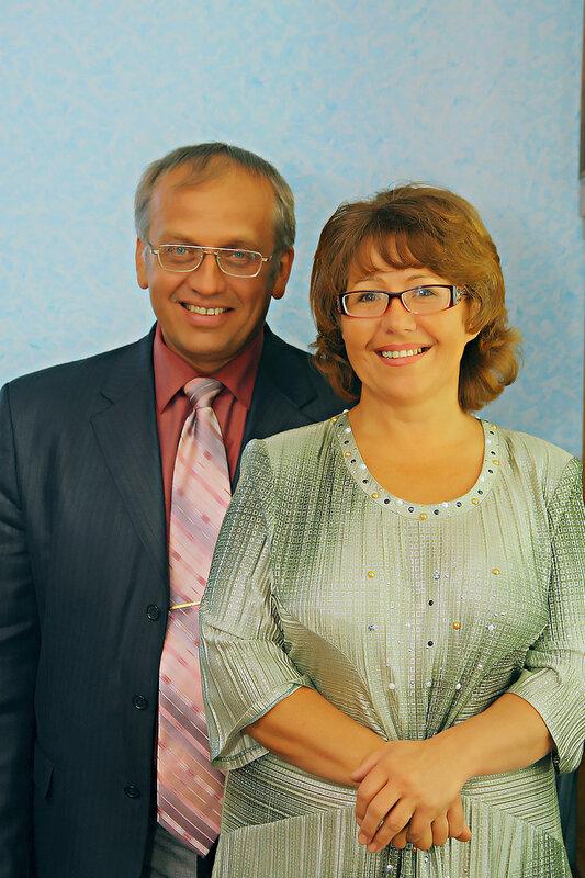 Бирюковы Михаил Иванович и Тамара Васильевна