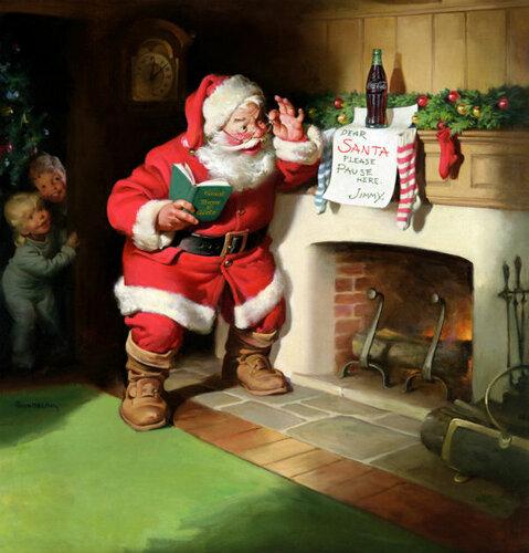 Жителя Канады арестовали за то, что он рассказал детям правду о Санта Клаусе