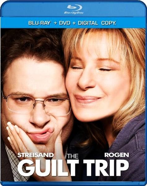 ��������� ���� ������ / The Guilt Trip (2012) BDRip 1080p + 720p + HDRip