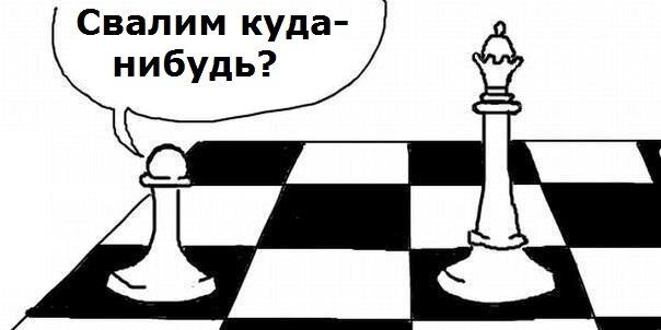 Рокировка, или шах и мат?
