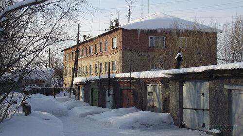 Фото города Инта №3788  Юго-восточный угол Январской 13 19.02.2013_13:02