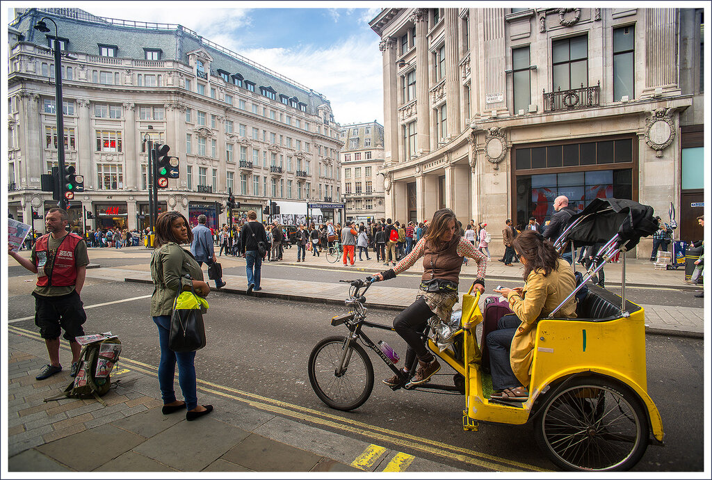 Поездка в Лондон, день 1: spalex5