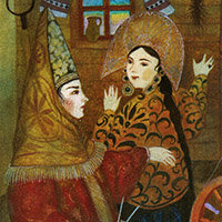 А. Кошкин, Василиса Прекрасная