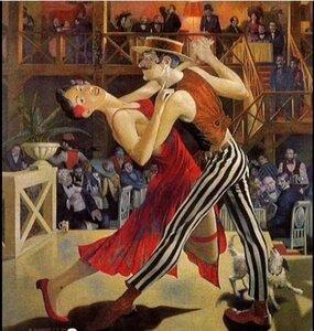 старое польское танго