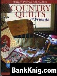 Журнал Country Quilts for Friends