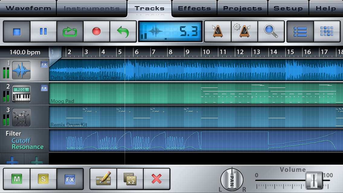 скачать музыку из drum pads 24