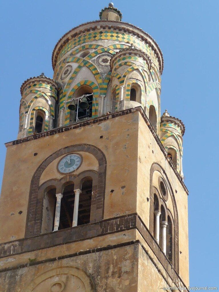 Амальфи. Кафедральный собор.