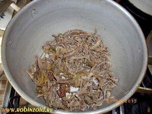 компостный чай