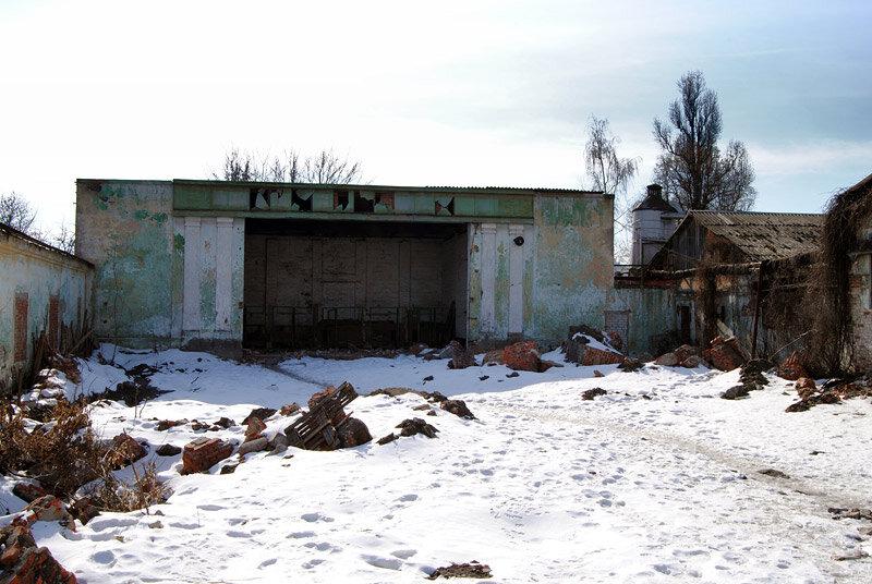 Зеленый театр, фото Sanchess, 2013