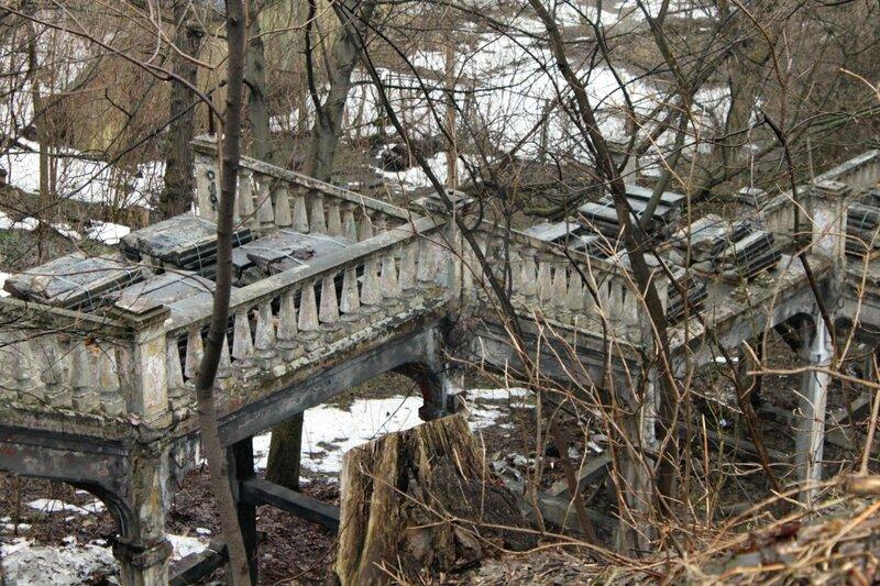 Восстановление лестницы к месту крещения Руси