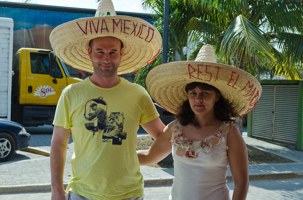 Фото 9. Отдых в Тулуме самостоятельно. Viva Mexico!