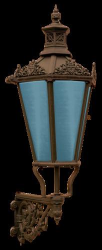 Городской фонарь