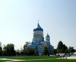 В Каневской, август 2012
