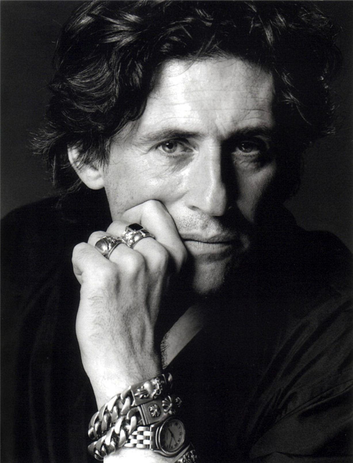 Gabriel Byrne / Гэбриэл Бирн - портрет фотографа Грега Гормана / Greg Gorman
