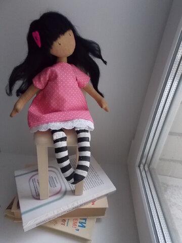 кукла вудкотт
