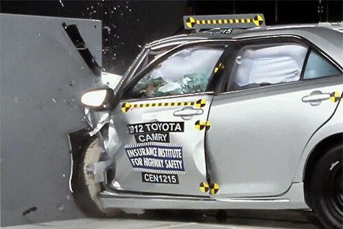 Самые безопасные автомобили США
