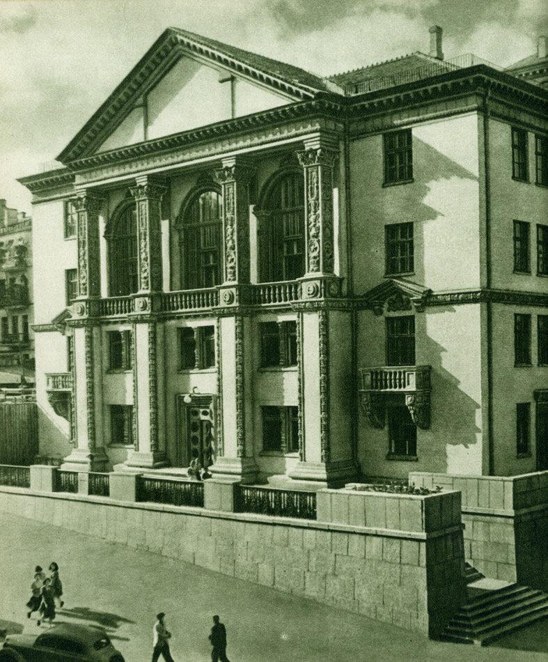 Нова середня школа №48 ім. М.Г.Чернишевського