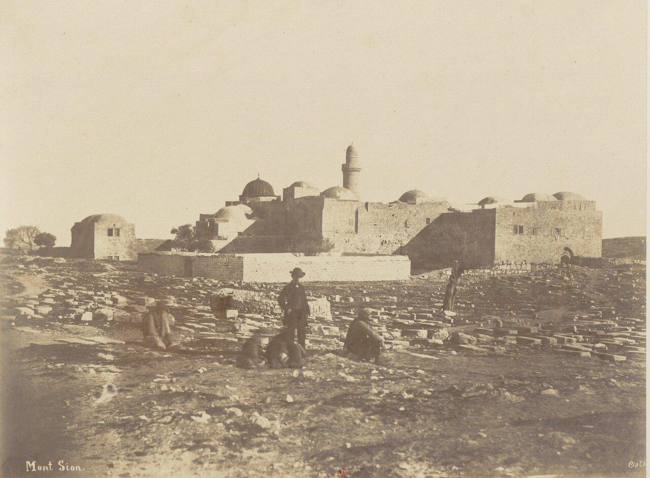 На горе Сион. Иерусалим