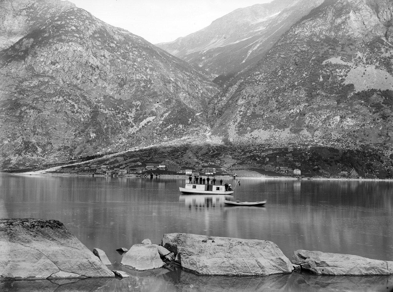 Западная Норвегия, ок. 1890-1910.
